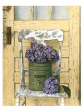 Cottage Bouquet I Art by Cristin Atria