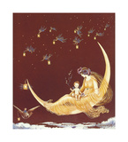 The Dream Journey Premium Giclee Print by  Marygold