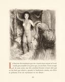 La Toilette Premium Giclee Print by Gabriel Ferrier