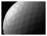 Golf Ball Posters by Richard Reynolds