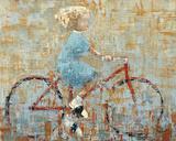 Bicycle Plakater af Rebecca Kinkead