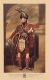 Tartan Terror Premium Giclee Print by George Watson