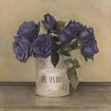 Royal Roses Print by Cristin Atria
