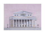 Moscow Premium Giclee Print by Andras Kaldor
