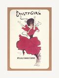 Gaiety Girls, Gaiety Girl Premium Giclee Print