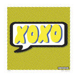 XOXO Giclee Print by Nelson Viera