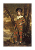 The Young McGregor Premium Giclee Print by Sir Henry Raeburn