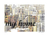 My Home Limited Edition by Matthew Lew