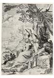 Agostino Carracci (Maria lactans in a landscape) Prints