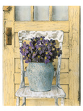 Cottage Bouquet II Posters by Cristin Atria