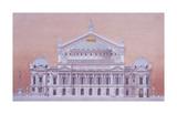 Paris Premium Giclee Print by Andras Kaldor