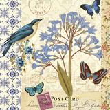 Blue Notes I Art par Alain Pelletier