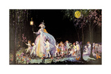 Princess Lullaby Gicl&#233;e-Premiumdruck von Marygold 
