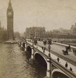 Historical London Kunstdrucke von Cristin Atria