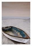 Doryman's Boat Print by Michael Cahill