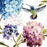 Spring Nectar Square III Kunstdrucke von Lisa Audit