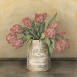 Royal Tulips Prints by Cristin Atria
