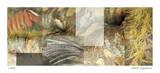 Yellow Mosaic I Giclee Print by Michelle Joyce