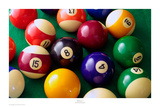 Billiards 1 Prints by Richard Reynolds