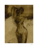 Aphrodite's Dance IV Collectable Print by  Lorello