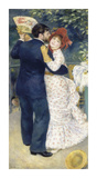 Dance in the Country 1883 Premium Giclee Print by Pierre-Auguste Renoir