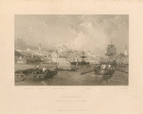 Constantinople Premium Giclee Print by Thomas Allom