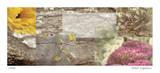 Yellow Mosaic IV Giclee Print by Michelle Joyce