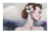 Angel White Limited Edition by Rachel Deacon