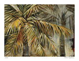 Palm Breeze I Giclee Print by  Judeen