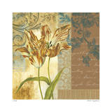 Golden Tulips Limited Edition by Paula Scaletta