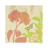 Modern Botanic IV Limited Edition by Paula Scaletta