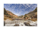 Slide Creek Giclee Print by Donald Paulson
