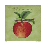 Pomme Edition limitée par Paula Scaletta