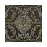 Vintage Tile I Limited Edition by Paula Scaletta