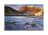 Alsek River II Limited Edition by Donald Paulson
