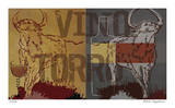 Vino Torro II Giclee Print by Mj Lew