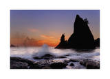 Rialto Beach II Limited Edition by Donald Paulson