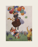 A Park Tragedy Reproduction procédé giclée Premium par Miss Tophen