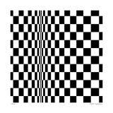 Op Squares I Impression giclée par Paula Scaletta