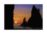 Rialto Beach I Limited Edition by Donald Paulson