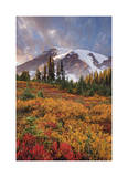 Paradise in Fall Limited Edition by Donald Paulson