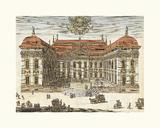 Palatium Ordinis Equestris Premium Giclee Print by Jean Marot
