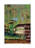 Verdant Brick Limitierte Auflage von Luann Ostergaard