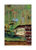 Verdant Brick Limited Edition by Luann Ostergaard
