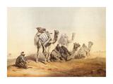 Middle East Views II Premium Giclee Print by Jozsef Heicke