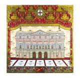 Proscenia Reproductions de collection par Valentino Monticello