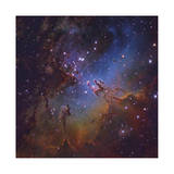 The Eagle Nebula in Serpens Giclee Print by Robert Gendler