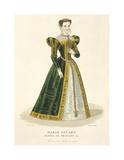 Mary Stuart Premium Giclee Print by Louis-Marie Lante