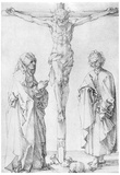 Albrecht Durer (Crucifixion of Christ) Posters