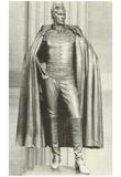 Andrew Jackson (Statue) Art Poster Print Print